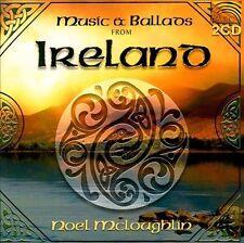 Noel Mcloughlin-Music & Ballads From Ireland CD NEW