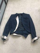 haider ackermann Teal Jacket Size 36 / S