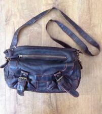 "Topshop Brown shoulder bag Medium Size 12"" X 8""  Excellent Condition"