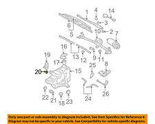 VW VOLKSWAGEN OEM 93-18 Jetta Wiper Washer-Windshield-Washer Pump Seal 443955465