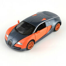 1:32 Bugatti Veyron Sports Car Metal Diecast Car Model Toy Vehicle Orange Gift