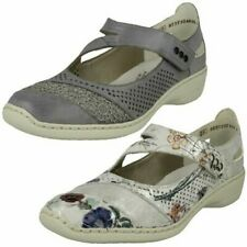 Ladies Rieker Casual Flat Shoes '41346'