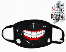 Tokyo Ghoul Inspired Anime Safety Face Mask Mouth-muffle! Protection! UK!