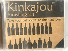 🔥 New Lot Of 2 Sealed Kinkajou Bottle Finishing Kit Sandpaper 80 To 600 Grit