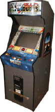 Bad Dudes vs Dragon Ninja Arcade Machine by Data East (Excellent Condition)