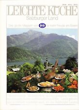 Leichte Küche - Salzburger Land - Das große Magazin von AMC 1982