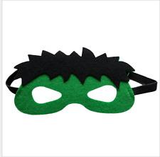 Cheap New Superhero Mask Hulk For Kids Halloween Costume birthday party favors