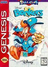 Disney's Bonkers (Sega Genesis, 1994)