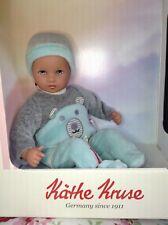 Käthe Kruse Puppe Mini-Bambina Eric  ca 33 cm, Art-Nr. 36803