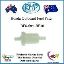 A Brand New Top Quality Fuel Filter Suits Honda BF8-thru-BF30 # 16910-ZV4-015