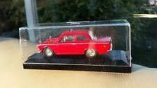 1:43 Diecast 1966 Red Corgi Lotus Cortina Mk1 Model Car with Mirrors Mint Code 3