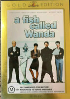 A FISH CALLED WANDA GOLD EDITION Two Disc DVD