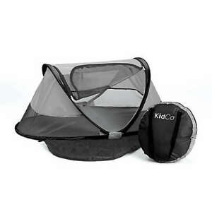 KidCo PeaPod Plus Infant Travel Bed in Midnight