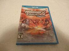 Warriors Orochi 3 Hyper  Video Game Wii U New Sealed Free Shipping