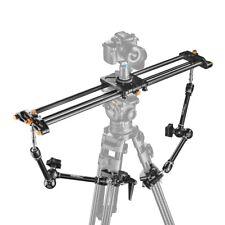 walimex pro Carbon Parallax Slider 8 Support Set,  ruckelfrei, 80cm Fahrweg