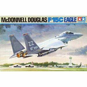 Tamiya 1/32 McDonnell Douglas F15C Eagle Kit (New)