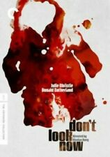 Don't LOOK Now DVD The Criterion Collection 2 Disc Mastered in 4k
