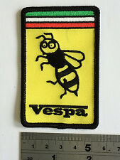 Vespa Wasp Ital Patch - Embroidered - Iron or Sew On