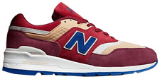 "END x New Balance 997 ""Persian Rug"" (Special Box)/ US 10.5/ Burgundy & Blue"