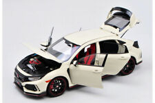 LCD Models 1/18 Modell Auto Honda Civic Type-R FK8 Weiß Diecast Modell