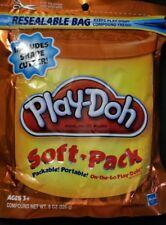 Play-Doh Soft-Pack 22426/22394 Orange 8oz New