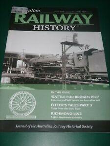 Australian Railway History Magazine ~ Jan 2015  Combine Save Max Post $9.20