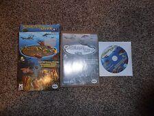 OCEAN DIVE pc cd-rom video game