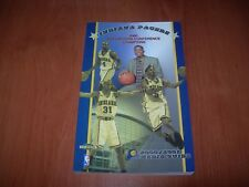 INDIANA PACERS 00/01 NBA MEDIA GUIDE
