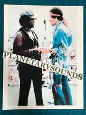 Jimi Hendrix with Buddy Miles On Stage Portrait~8.5x11 Repro Photo~Psychedelic