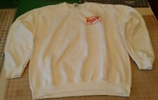 Rare Vintage IN-N-OUT BURGER Sweat Shirt Long Sleeve Early 1980's Design