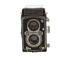 Rollei Rolleiflex 3.5 MX Opton-Tessar (BAY I) Medium Format TLR Camera - BG