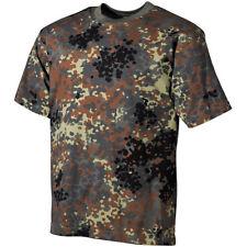 T-shirt Im BW Bundeswehr Flecktarn 52 / L