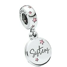 PANDORA 798012FPC Forever Sisters Charm Pendant