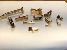 Mirror Polished 24K Gold Plated Beretta 92 fs 92fs 96 M9 M9a1 Accents Kit