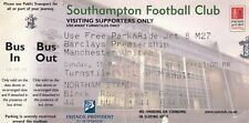 Ticket - Southampton v Manchester United 15.05.05