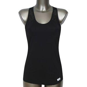 Sloggi Women Move Flex Tank Top Unterhemd 0004/04 schwarz Yoga Sport Shirt NEU