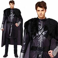 Adult Sheriff Nottingham Medieval Jon Snow Game of Thrones Fancy Dress Costume