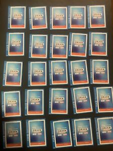 Sainsburys Disney Heroes On A Mission Trading Cards 2021 - 25 Packs (100 Cards)