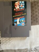 Super Mario Bros/ Duck Hunt. (Nintendo Entertainment System, 1