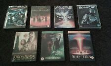 DVD Pathfinder Ghosts Of Mars Requiem Robocop Lord Of The Rings Nemesis The Core
