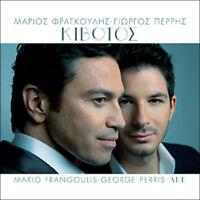 Frangoulis Marios & Perris George - Kivotos ΦΡΑΓΚΟΥΛΗΣ ΠΕΡΡΗΣ ΚΙΒΩΤΟΣ NEW CD