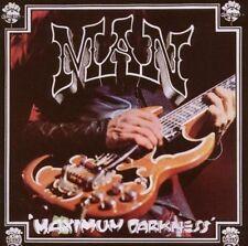 *NEW* CD Album Man - Maximum Darkness (Mini LP Style Card Case)