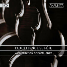 Andre Mathieu : L'excellence Se Fête CD (2013) ***NEW***