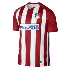 Camisetas de fútbol de clubes españoles rojo talla M