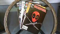 Deadpool #13-18 lot of 6 NM Cond marvel comics HIGH GRADE COMICS