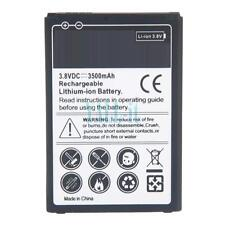 High Quality Replacement Battery for LG Optimus G3 VS985 D830 D851 D850 3500mah