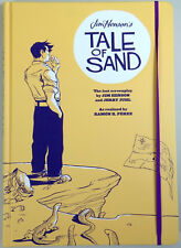 Jim Hensons Tale of Sand Book Comic Book Hardcover 1st Edition 2011 Minty