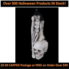 Bag Of Bones 12PK Party Supplies Halloween Prop Decoration Skeleton