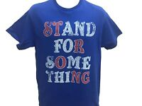Be Strong Stand For Something Vintage Gift Men's T shirt S-XL