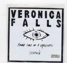 (HU788) Veronica Falls, Found Love In A Graveyard - 2010 DJ CD